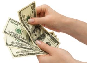 cobrança indevida icms energia - contando dinheiro